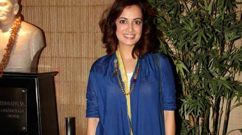 Receiving lot of love from people of Iran: Dia Mirza