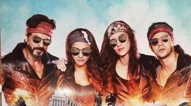dilwale trailer, dilwale, dilwale shah rukh khan, shah rukh khan, dilwale film, dilwale movie, kajol, kajol dilwale, varun dhawan, varun dhawan dilwale, kriti sanon, kriti sanon dilwale, rohit shetty dilwale, rohit shetty, dilwale trailer review