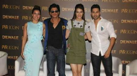 I've nothing to do with Shah Rukh Khan, Kajol's chemistry in 'Dilwale': Varun Dhawan
