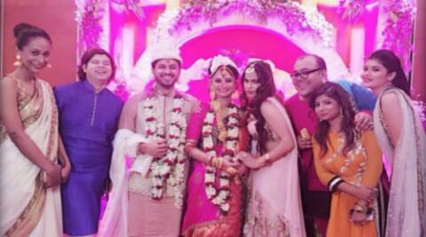 Dimpy Ganguly, Dimpy Ganguly wedding, bollywood