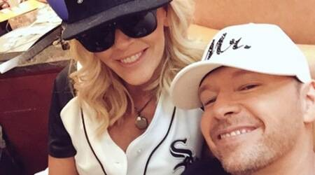 Donnie Wahlberg shoots down marriage problem rumours