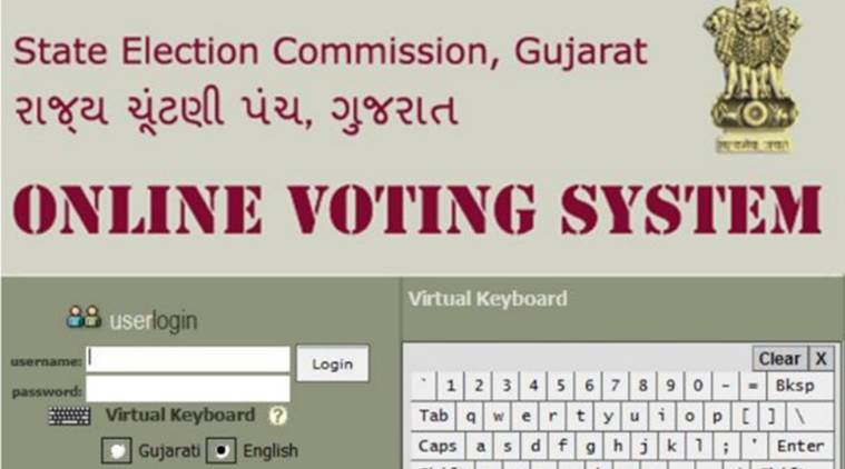 Over 20,000 register for e-voting in Gujarat local body polls