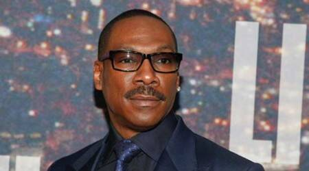Eddie Murphy to be father again