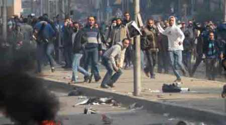Egypt: Residents clash with police to protest man's death in custody