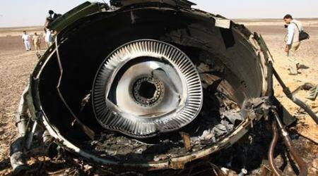 Can't rule out terror plot in Sinai plane crash: US intelligencechief