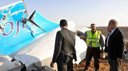 Russian plane that crashed in Sinai Peninsula was in good shape, saysofficial