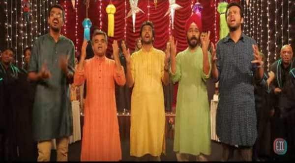 East India Comedy/ Screenshot