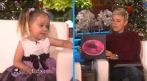 Watch this 3-yr-old stump Ellen with her knowledge of the Periodic Table