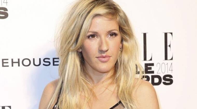 Ellie Goulding, Ellie Goulding news, Ellie Goulding latest news, Ellie Goulding songs, Ellie Goulding albums, entertainment news
