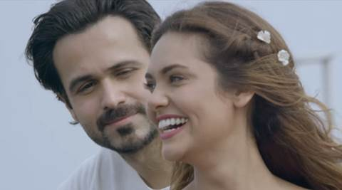 Emraan Hashmi, Esha Gupta, Main Rahoon Ya Na Rahoon, Main Rahoon Ya Na Rahoon Song, Emraan Hashmi Esha Gupta, Emraan Hashmi Main Rahoon Ya Na Rahoon, Emraan Hashmi Main Rahoon Ya Na Rahoon Song, Esha Gupta Main Rahoon Ya Na Rahoon, Bhushan Kumar, Entertainment news