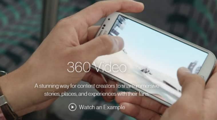 Facebook, Facebook 360 degree videos, 360 videos on Facebook, Facebook immersive videos, videos on Facebook, Facebook new video feature, technology, technology ews