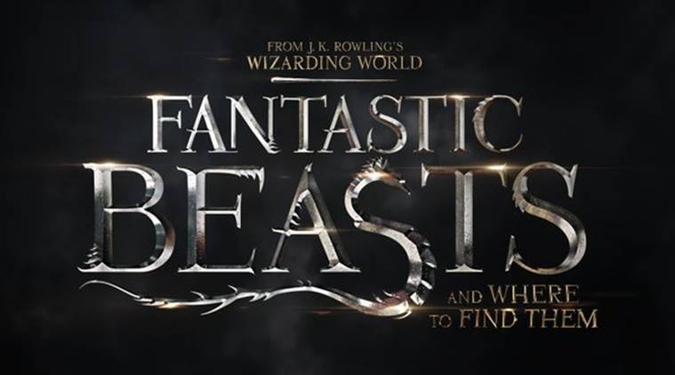 Fantastic Beasts and Where to Find Them, Fantastic Beasts and Where to Find Them Poster, Fantastic Beasts and Where to Find Them First Look, Harry Potter Prequel, Fantastic Beasts and Where to Find Them Movie, Fantastic Beasts and Where to Find Them Title Design, Entertainment news