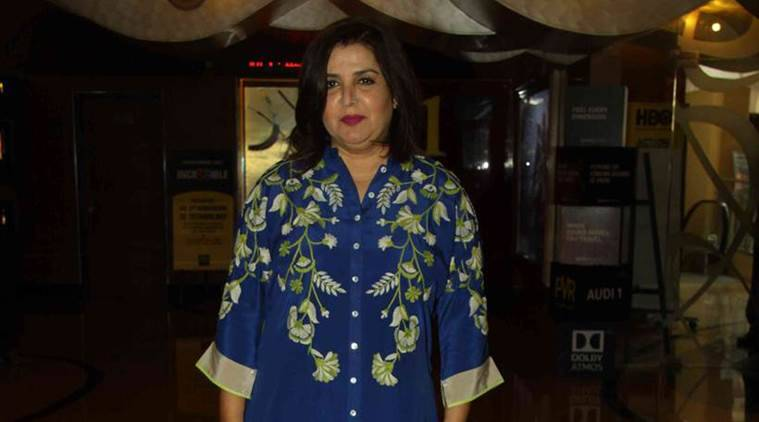 Farah Khan, Farah Khan Movies, Farah Khan om Shanti om, Farah Khan happy new Year, Farah Khan Main Hoon na, Farah Khan movies, Entertainment news