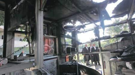 chandigarh, chandigarh fire, chandigarh court fire, india news, latest news