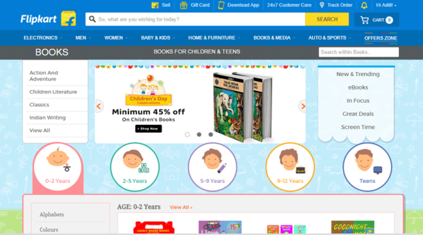 Children's Day special: Five best offers for your child