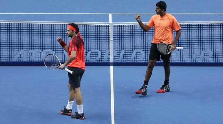 Florin Mergea Rohan Bopanna, Rohan Bopanna Florin Mergea, Rohan Bopanna India, India Rohan Bopanna, Tennis News, Tennis
