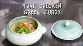 FoodIE Plates: Spice up your meal with this Thai Chicken Green Curry recipe