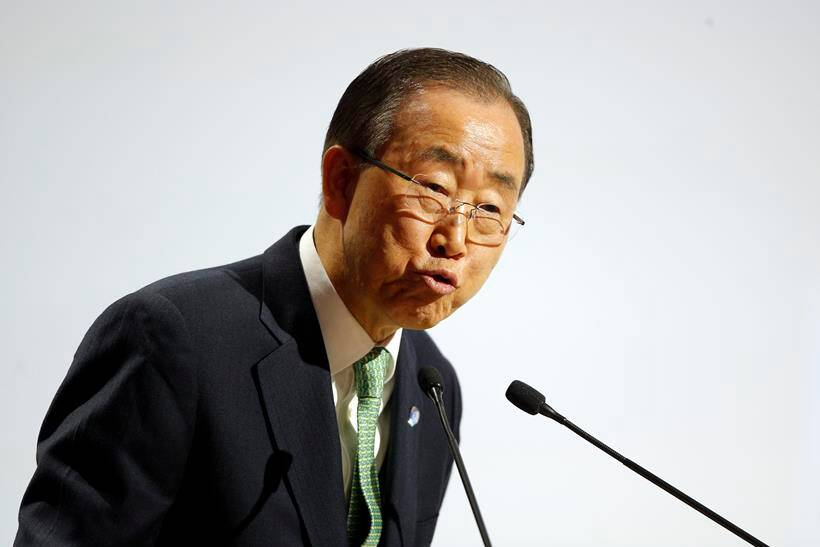 UN chief,UN general secretary, ban ki moon, climate change, global warming, climate summit in paris, un secretary, ban ki moon in paris, climate change measures, greenhouse gas emissions, climate news, Climate agreeement,