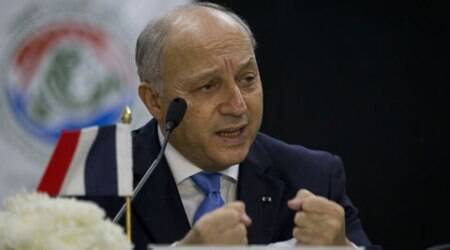 paris, paris conference, paris climate conference, india paris conference, french foreign minister, laurent fabius, paris news, india news