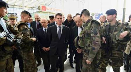 More major attacks in Europe 'a certainty': French PM ManuelValls