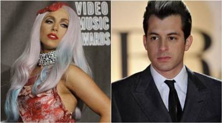 Lady GaGa to collaborate with Mark Ronson