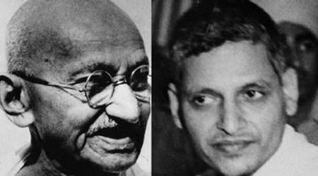 Goa: Protest against release of Nathuram Godse book on Gandhi's death anniversary