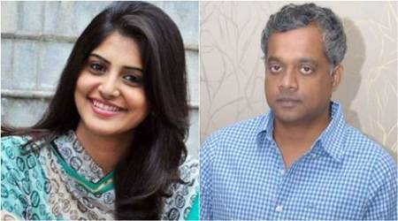 Gautham Menon, Gautham Menon films, Manjima Mohan, actress Manjima Mohan, Manjima Mohan films, entertainment news