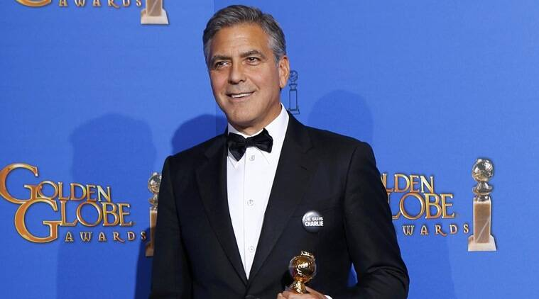 George Clooney, George Clooney Charity, George Clooney dropped USD 1000 to homeless cafe, George Clooney Movies, George Clooney recent Movies, George Clooney Homeless cafe, Entertainment news
