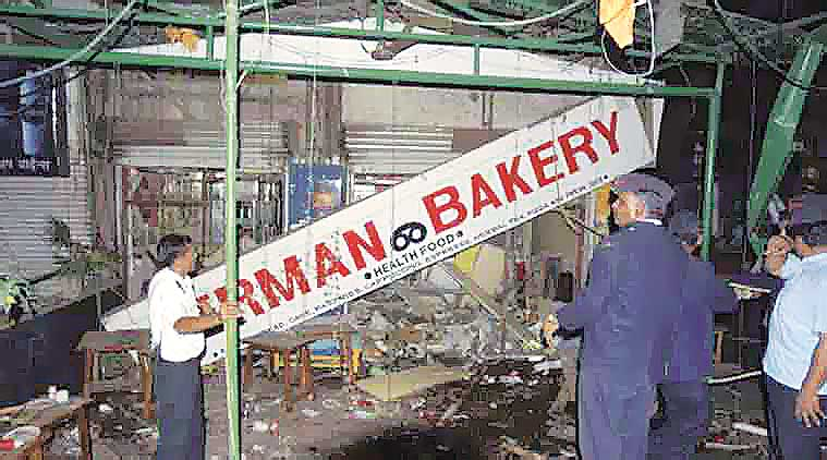 german bakery, german bakery blast, german bakery blast case, india news