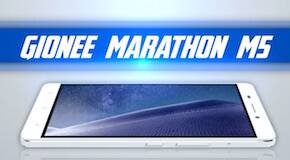 Gionee Marathon M5 Video Review