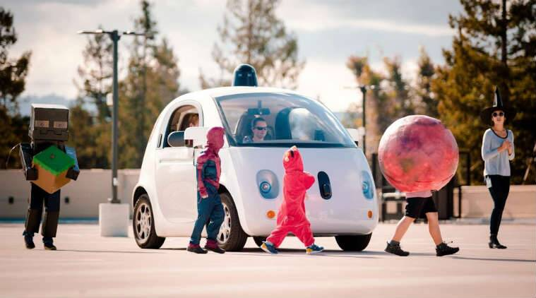google says it has programmed the software of its self driving cars to be more cautious