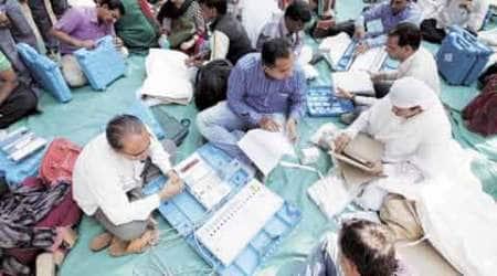 Zila panchayat poll, Zila panchayat chairperson polls, chairperson polls, Up polls, Mulayam singh, Sp, lucknow news