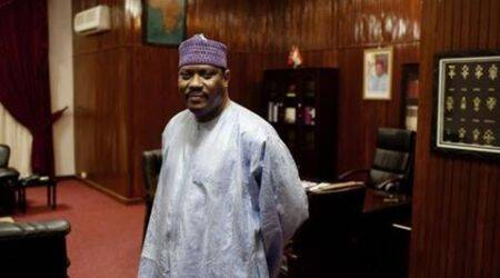 Niger opposition candidate arrested over baby trafficking charges on return to country afterexile
