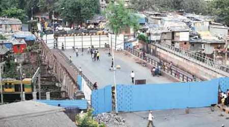 BMC begins demolition of 135-yr-old Hancock bridge