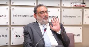 Haseeb Drabu On 7th Pay Commission