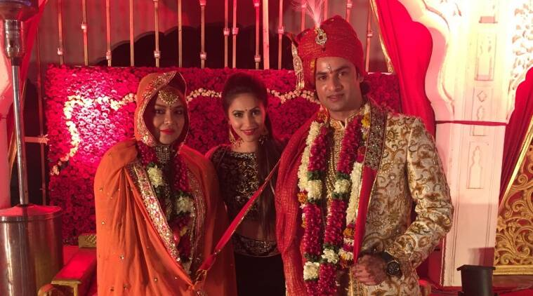 Himanshu Soni: I met Sheetal two years back. When the enlightenment sequence came in Buddha I proposed her and she accepted my proposal only when the show got over.