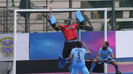 HWL: First day, no show from India