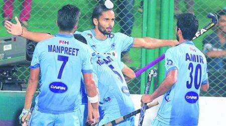 HWL 2015: Against Olympic champions, real India turnup