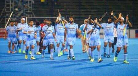 India humiliate oman 9 0 enter junior men s hockey asia for Arman bengal cuisine