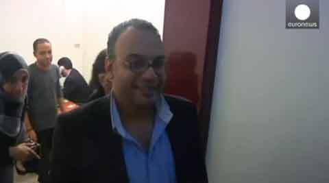 Human rights activist, Egypt, Hossam Bahgat, journalist Hossam Bahgat, Hossam Bahgat Egypt, Hossam Bahgat released, Rightster videos