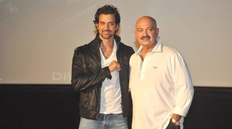 Hrithik Roshan, Hrithik Roshan Films, Rakesh Roshan, Rakesh Roshan Films, Hrithik Roshan Rakesh Roshan, Rakesh Roshan Son, Hrithik Roshan upcoming films, Hrithik Roshan Latest News, Entertainment news