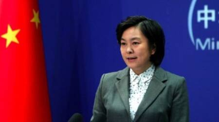 China tells United States to remove 'black hands' from Hong Kong