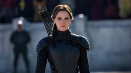 Jennifer Lawrence on wrapping up 'The Hunger Games: Mockingjay 2'