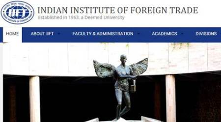 IIFT MBA 2017 admit card out, download at iift.ac.in