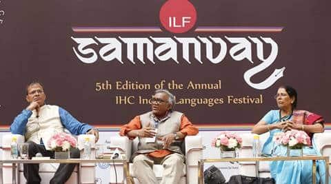 ILF, Mumbai ILF, ILF 2015, Urmila Pawar, Gopal Guru, Jerry Pinto, Marathi writers, Urmila Pawar books, Dalit writers, Marathi dalit writers, Maharashtra culture, Marathi literature, Dalit literature