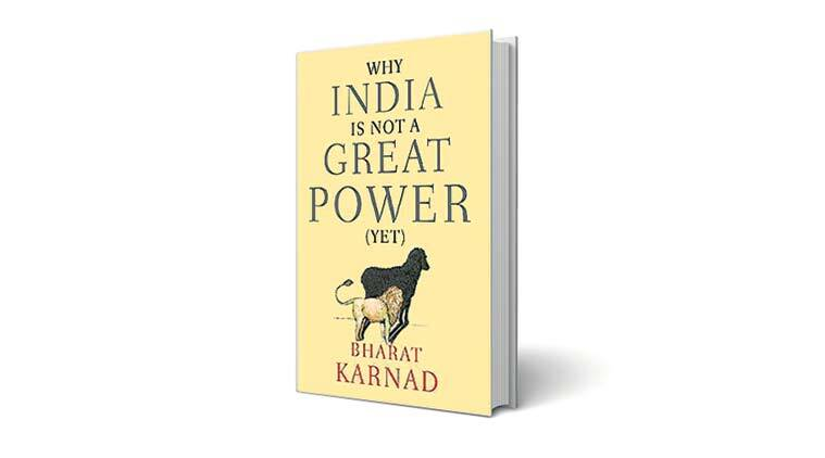 Karnad wants India to be number one, but as the title of the book suggests, we are some way from getting there.