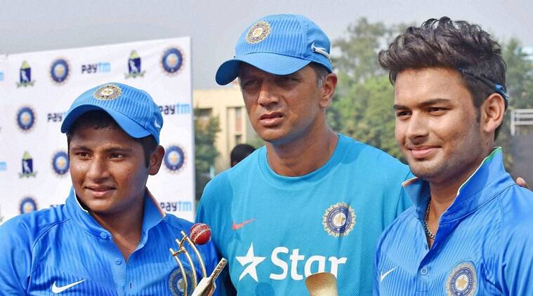 India U 19, U 19 India, India Under 19, Under 19 tri series, Rahul Dravid India U 19 Coach, Coach U 19 India, Cricket News, Cricket