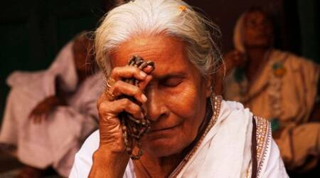 India's Widows: Odisha's Panchuka festival