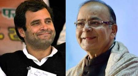 Arun Jaitley, Rahul Gandhi, Winter Session, Parliament winter session, Jaitley daughter wedding, Jaitley meets Rahul, Jaitley Rahul meeting, Nation news, india news