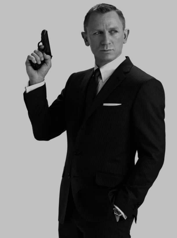 PHOTOS: The James Bond...
